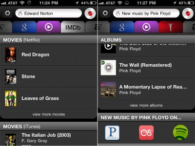 Nuance's Dragon Go Expands To More Media Services, Plus Support For Google+