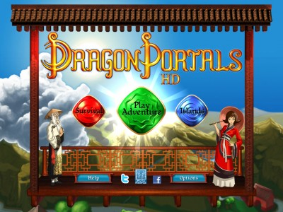 Mila And The Dragons Soar Onto The iPad In 10tons' Dragon Portals HD