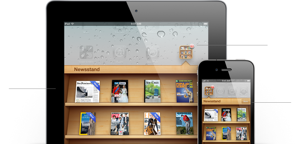 Adobe Announces Support For Newsstand