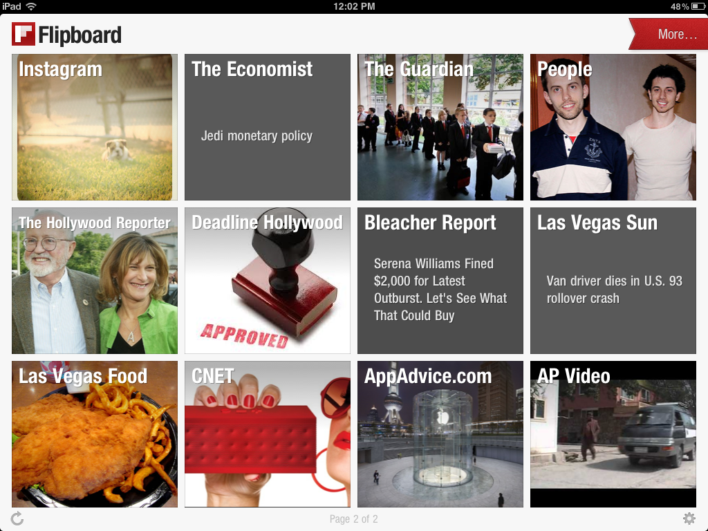 Flipboard For iPad Reaches Impressive Milestone