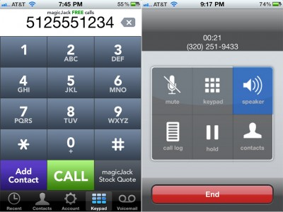Make Unlimited Free Calls To United States And Canada Numbers With MagicJack's New iOS App