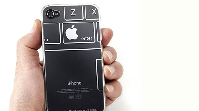 These New iPhone Cases Make The Apple Logo Part Of The Design