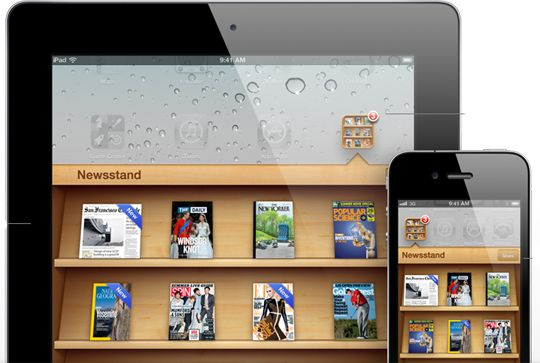 Everything You Need To Know About Newsstand - Revealed