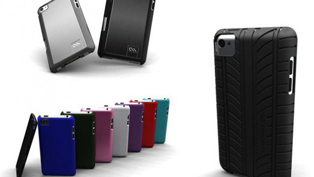Case-Mate Leaks Photos Of iPhone 5 Cases