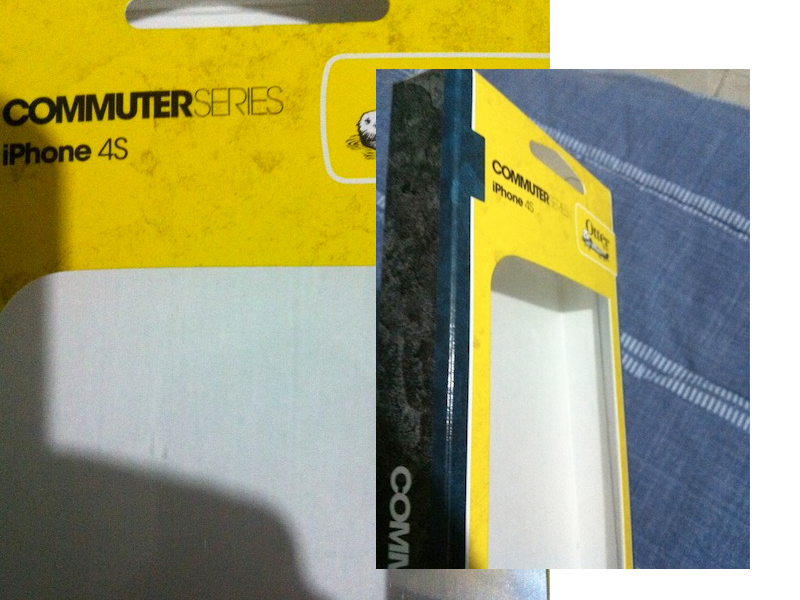 Otterbox Has A New Case - For The iPhone 4S
