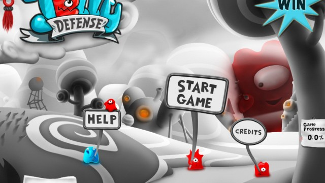 Infinite Dreams' Jelly Defense Hits The App Store - We're Giving Away Copies!