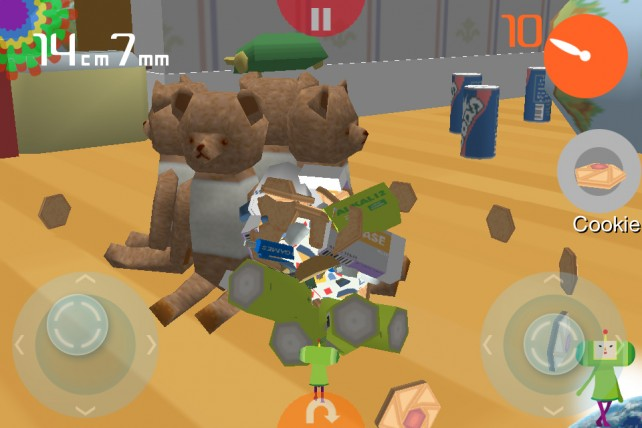 New Katamari Game Rolling Into The App Store This Thursday