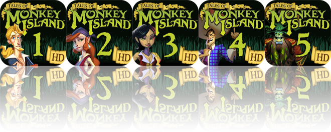 Telltale Celebrates Talk Like A Pirate Day With A Sale On The Entire Monkey Island Tales Series
