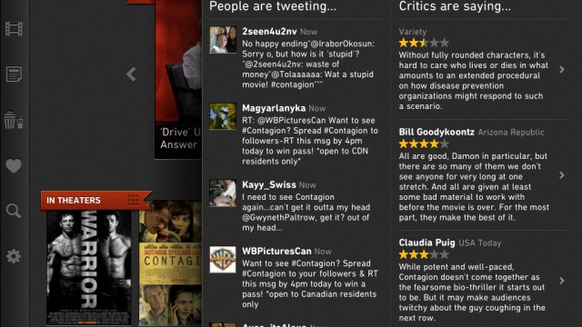 Moviefone For iPad Now Shows Critic Reviews, Becomes Canada-Friendly, And More