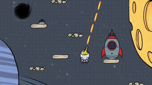Breaking: Doodle Jump For iPad Arrives
