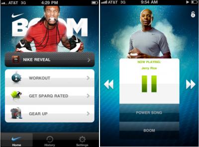 Nike BOOM Receives New Update