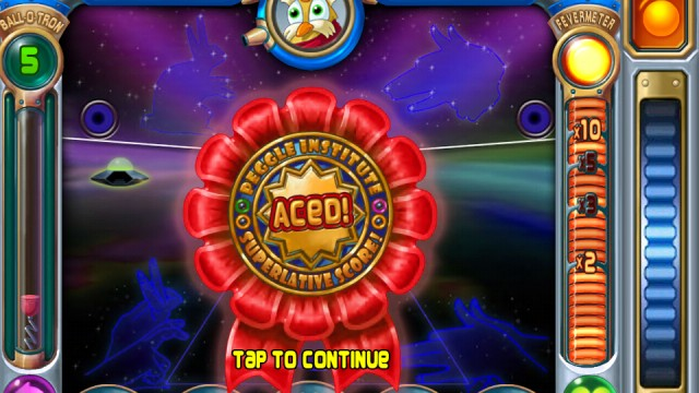 Peggle For iPhone Finally Joins Apple's Social Gaming Network
