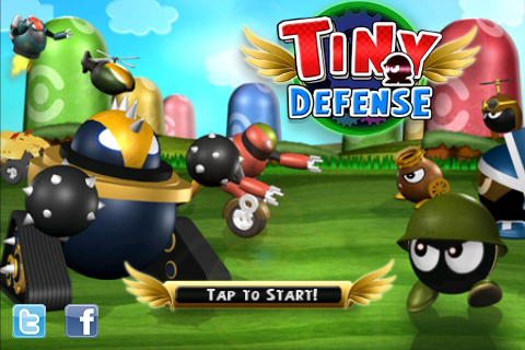Defend The Green Planet With Tiny Defense, Plus Win A Copy