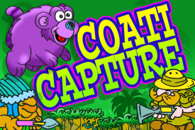 Coati Capture, An Awesome Side-Scrolling Auto Run Challenge