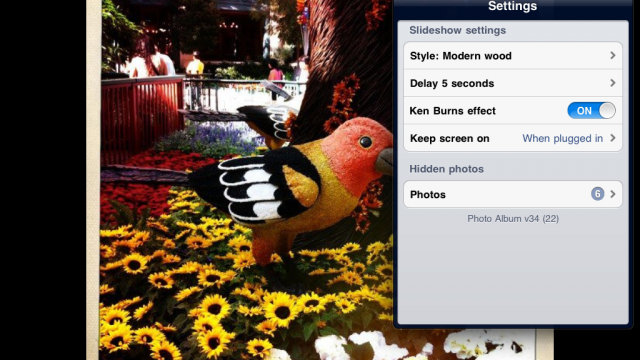 Facebook Photos Come Alive With New iPad App