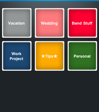 Completion, A Simple GTD App For The List Maker