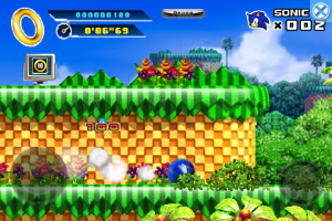 Sonic 20th Anniversary by SEGA CORPORATION screenshot
