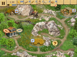 Pioneer Lands HD: old west settlers strategy by Nevosoft screenshot