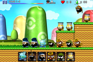 Tiny Defense by Picsoft Studio screenshot