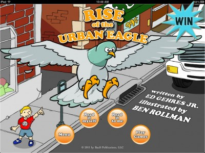 A Chance To Unlock Every Last Bit Of Content In Rise Of The Urban Eagle For iPad