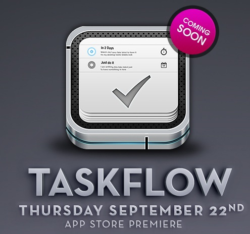 TaskFlow, A Visual Task Manager, Is Dropping In The App Store Next Week