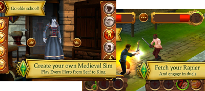 The Sims Medieval Arrives