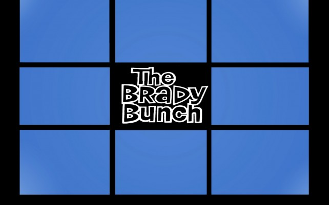 The Brady Bunch Arrives On The iPhone - Sort Of