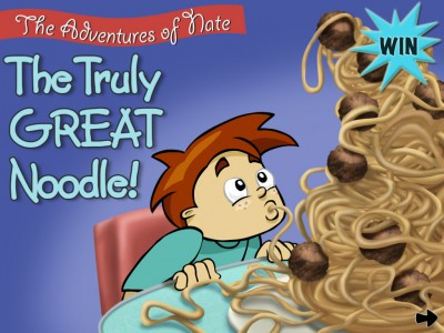 A Chance To Win A Copy Of The Truly Great Noodle With A Retweet Or Comment