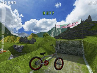 The Cycle Is Complete; Touchgrind BMX Is Now Available For iPad