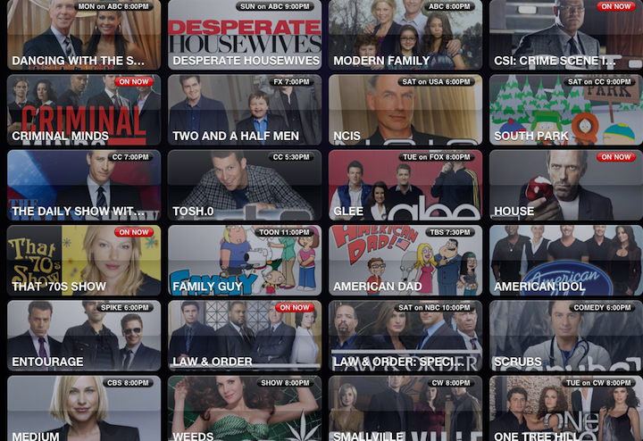 New Moves By Cable Operators Could Someday Bring A La Carte Programming To iPad