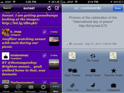 Updated Twittelator Pro Improves Searching And Once Again Becomes An Interpreter