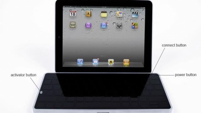 Kickstarter: Levitatr - This iPad Keyboard Has Elevating Keys
