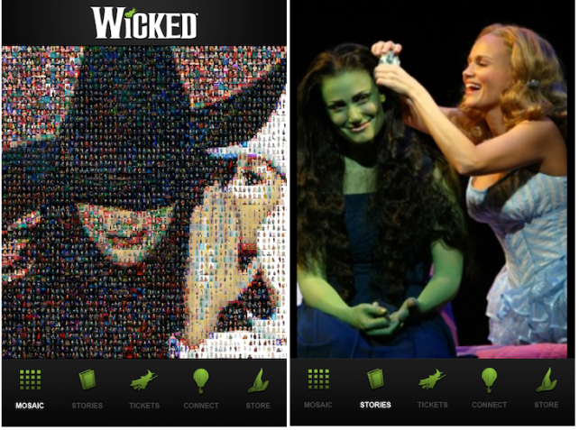WICKED Fans Should Avoid New iPhone App - At Least For Now