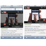 YouTube's Web App Gets New Design