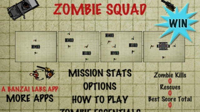 A Chance To Win A Zombie Squad (Universal) Promo Code With A Retweet Or Comment