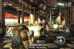 SHADOWGUN by MADFINGER Games, a.s. screenshot