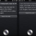 Siri Comes With Limitations For International Users