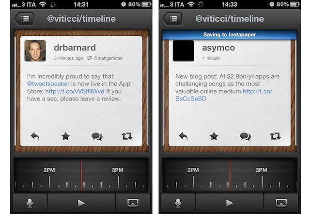 Forget Siri - Tweet Speaker Can Read Your Tweets On Any iPhone Handset