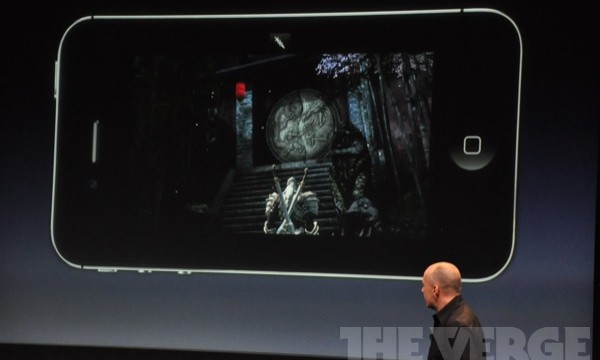 Epic Announces Infinity Blade Sequel At Special iPhone Event