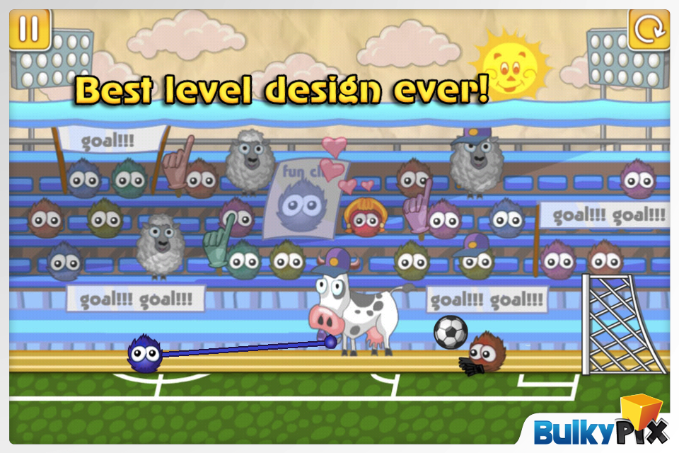 Bulkypix Releases Catch The Candy Update - Win A Copy!
