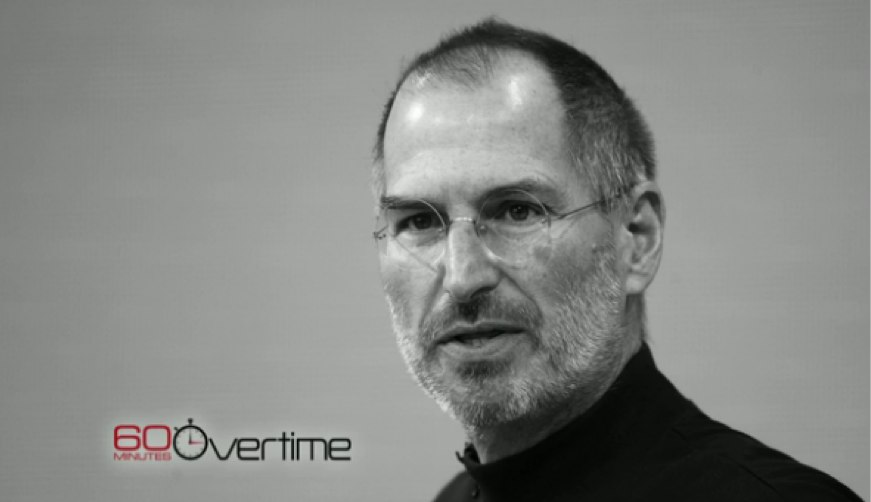 Tonight's 60 Minutes With Steve Jobs' Biographer Now Available