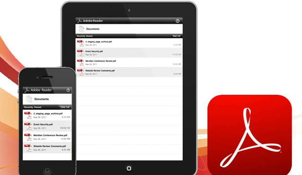 PDF Users Rejoice! Adobe Reader Hits The App Store