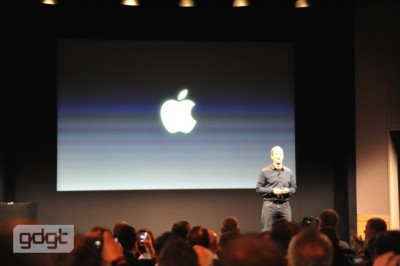Apple Announces Its Figures At iPhone Event