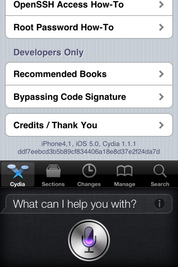 The iPhone Dev-Team Talks iPhone 4S Jailbreak