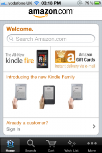 Amazon App Updated: Adds Improved Filtering, New List Functionality And More