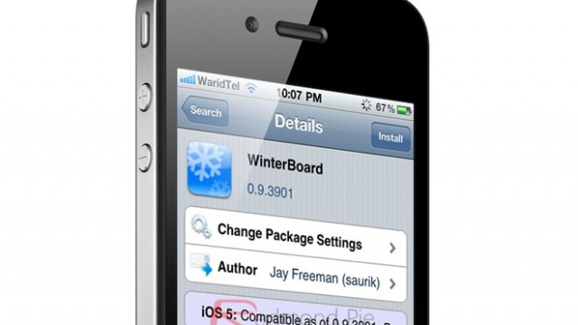 Jailbreak Only: WinterBoard Is Now Fully Compatible With iOS 5