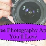 New AppList: Free Photography Apps You'll Love