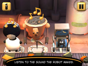 RoboFonics by LudoCraft Ltd. screenshot