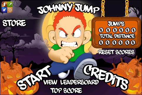 Steal As Many Pumpkins As Possible This Halloween In Johnny Jump