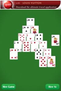 Solitaire Pyramid by Xilva screenshot